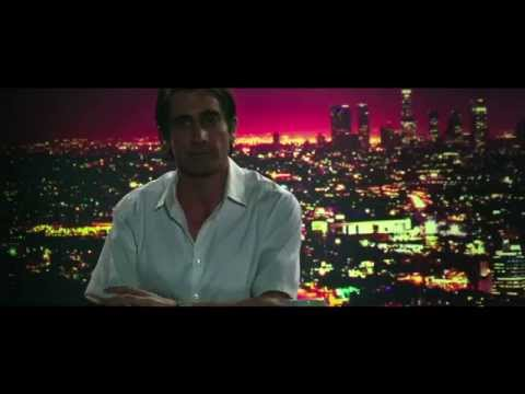 VIDEOBUSTER.de zeigt Jake Gyllenhaal in NIGHTCRAWLER deutscher Trailer HD zur DVD & Blu-ray 2014