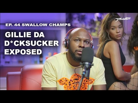 "GILLIE DA D*CKSUCKER EXPOSED - Issue #44 ""SWALLOW CHAMPS"""