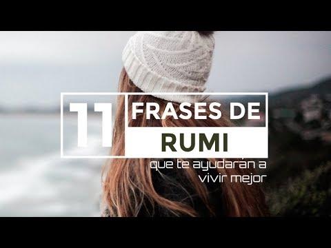 Frases de vida - 11 Frases de Rumi para la vida en 2019  Reflexiones que te cambian