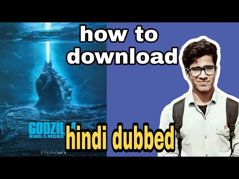 How to Download Godzilla The King of the monster full movie / hindi dubbed/ TECHNICAL BHAROSA 🔥🔥