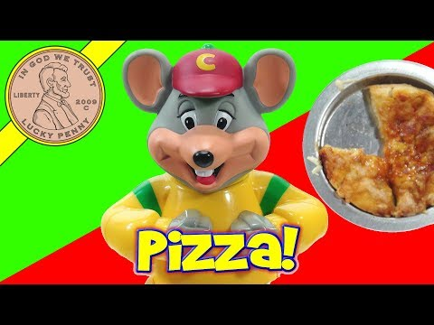 chuck - Pizza Time! I finally get to check out this Chuck E Cheese's Pizza Factory. The pizza's tasted great and they were super easy to put together. Buy Here ▷ htt...
