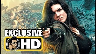 Nonton Scorched Earth Exclusive Official Trailer  2018  Gina Carano Sci Fi Action Movie Hd Film Subtitle Indonesia Streaming Movie Download