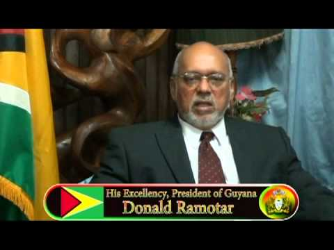 Donald Ramotar, Guyana President Part 1 interview on Let's Talk With Lakshmee
