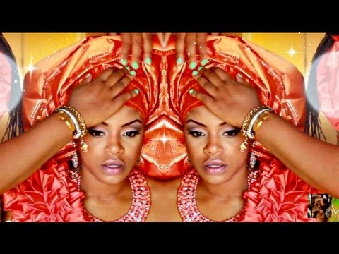 AsoebiBella: How To Tie Simple Gele