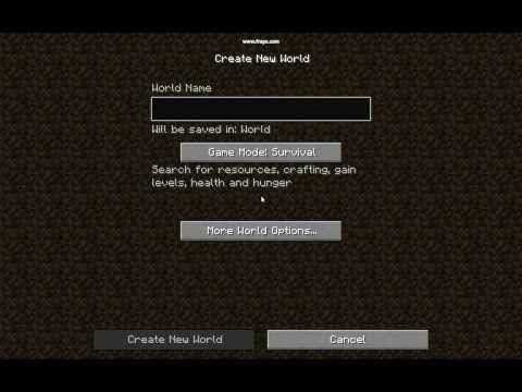 minecraft (failed recording) (видео)
