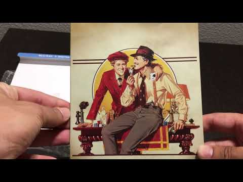 THE STING [TARGET EXCLUSIVE] STEELBOOK BLU RAY REVIEW