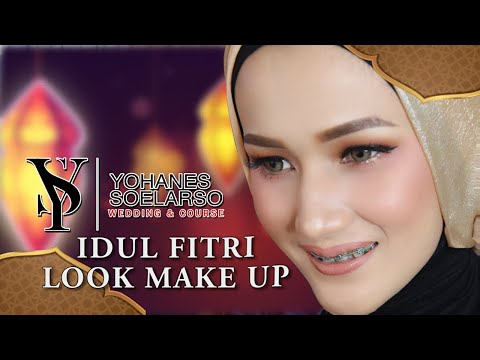 MAKE UP... IDUL FITRI LOOK MAKE UP