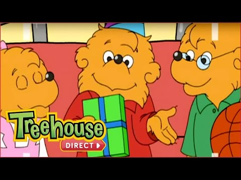 The Berenstain Bears: The Birthday Boy/The Green-Eyed Monster - Ep.10