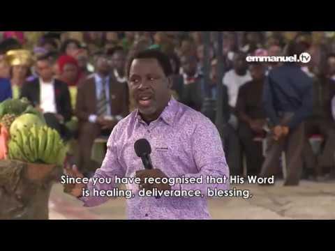 Watch many demons manifested in Scoan Sunday Service Prophet T.B Joshua Emmanuel TV
