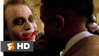 Heath Ledger - Joker (Movie Clip) - The Dark Knight: Why So Serious?