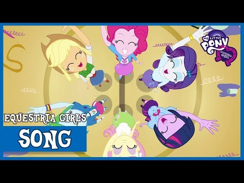 Time to Come Together | MLP: Equestria Girls [Full HD]