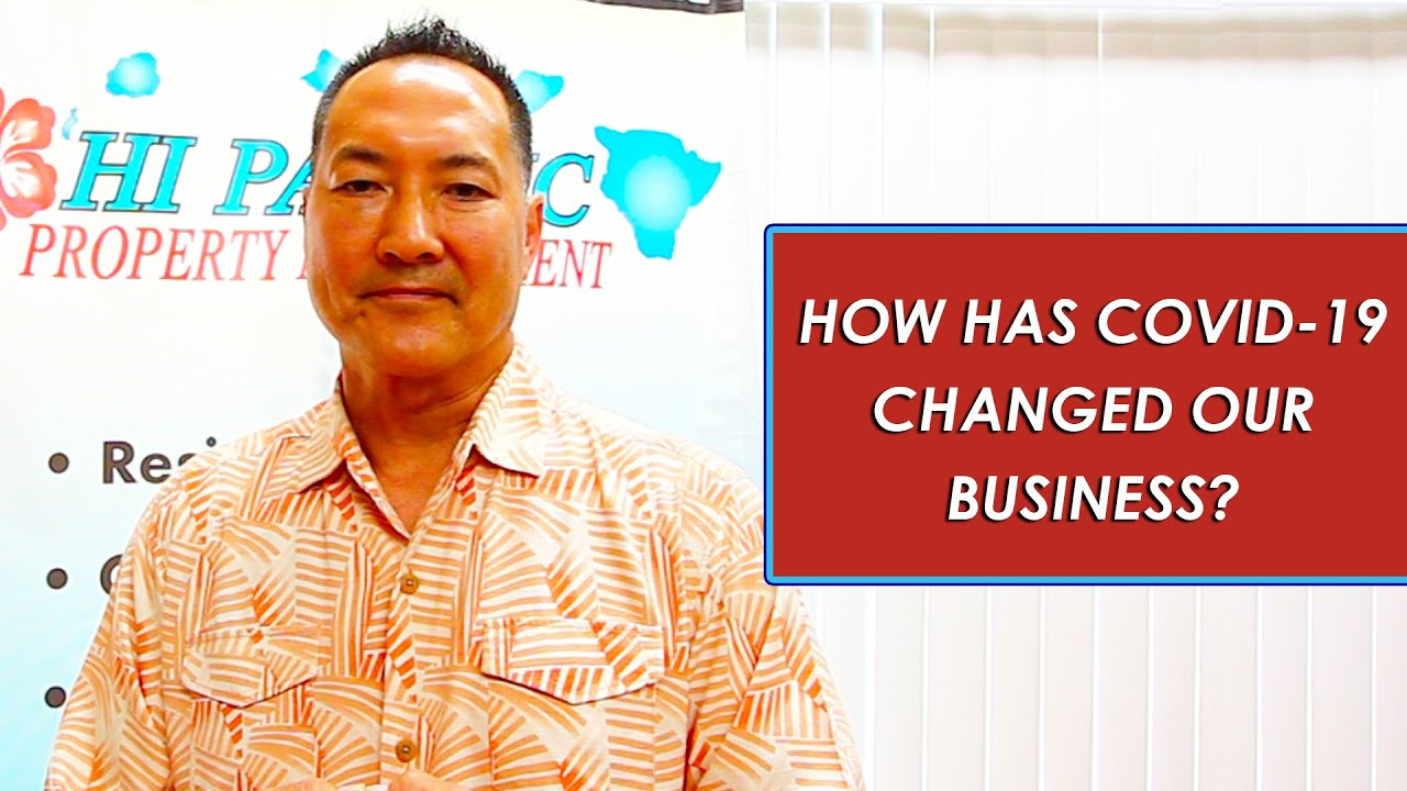 Q: How Has Covid-19 Changed Our Business?