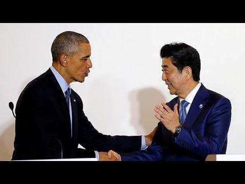Ιαπωνία: Ιστορική επίσκεψη Ομπάμα