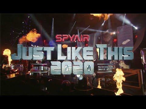 , title : 'SPYAIR 『JUST LIKE THIS 2020』開催決定!'