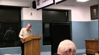 Town Board Meeting - Nov 25, 2014
