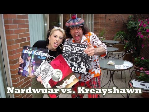 kreayshawn - Nardwuar interviews Kreayshawn in Vancouver, BC, Canada!