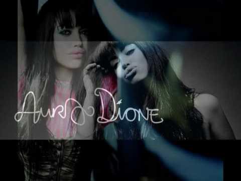 Tekst piosenki Aura Dione - Glass Bone Crash po polsku