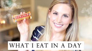 "Hope you guys enjoy another ""What I eat in a day video"" Food I get online:Simply Organic Cinnamon Powderhttp://bit.ly/1hLpmyPEndangered Species Chocolate Dark Chocolate http://bit.ly/1hLpsXmLarabar Peanut Butter Chocolate Chiphttp://bit.ly/1hmYsxo$10 OFF VITACOST COUPON HERE: http://goo.gl/SNnlQ1The Scale I use:  http://bit.ly/1K34cHlCoupon Code: Fit8KMee for 60% OFF My blog: http://www.kristenmee.comFacebook: (KristenMee) http://on.fb.me/1cSbM9AInstagram: http://instagram.com/kristen_meeTwitter: https://twitter.com/kristenmeePinterest: http://www.pinterest.com/KristenMee/Save money by shopping online http://bit.ly/1sbCIXoWant to send me a post card?PO BOX 51274PHILADELPHIA PA 19115FTC: This is not a sponsored video. Most products mentioned in my videos are purchased by myself. Occasionally, I will have companies send me products (marked with an *) for consideration. I will only feature products that I truly like. All opinions are true, honest & my own, as always!"