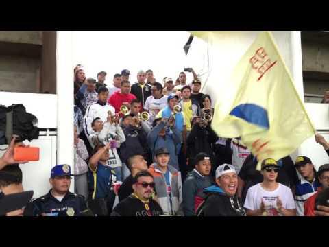 Ritual del Kaoz en el túnel 48 América vs Chivas 2015 - Ritual Del Kaoz - América