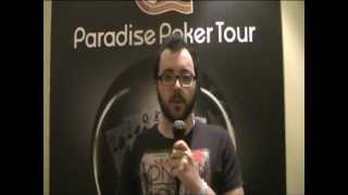 Paradise Poker Tour Thessaloniki:  Day2 Level 11