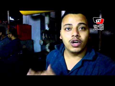 شهادات عن ملابسات حادث انهيار «سقالة» بمصنع سماد طلخا