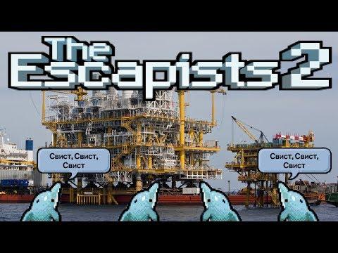 ОТСЮДА ЕЩЁ НИКТО НЕ СБЕГАЛ ► The Escapists 2 #10