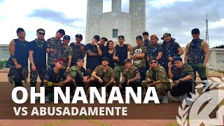 Download Video OH NANANA vs ABUSADAMENTE | Zumba® | TML Crew x Team 90s MP3 3GP MP4