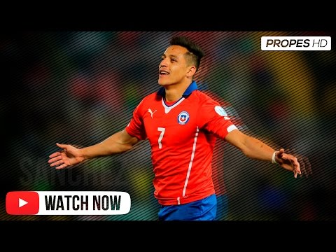 Alexis Sánchez ● Best Dribbling Skills & Goals Ever ● Chile