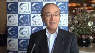 今後は「設備投資」と「輸出増」がカギになる G1サミット特別インタビュー三村 明夫氏
