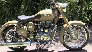 2. Royal Enfield Classic 500 Review