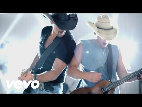 Video Kenny Chesney, Tim McGraw - Feel Like A Rock Star download in MP3, 3GP, MP4, WEBM, AVI, FLV January 2017