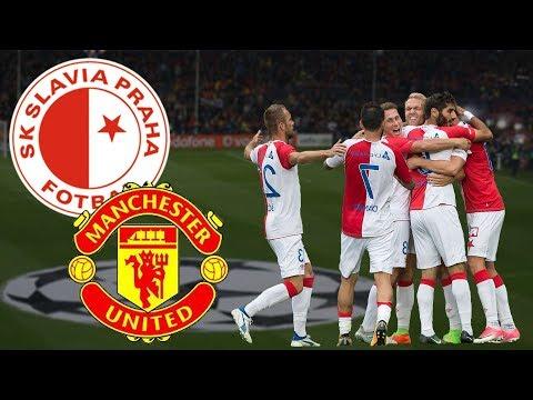 SK SLAVIA PRAHA V LIZE MISTRŮ?!   FIFA 19 - Liga mistrů