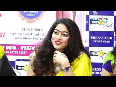, Shravani-5th Edition Silk Mark 2018 Beauty Pageant