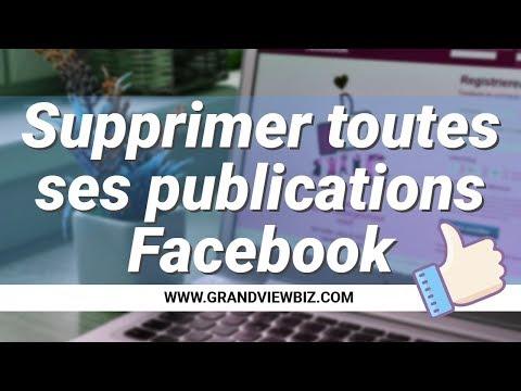 comment modifier publication facebook