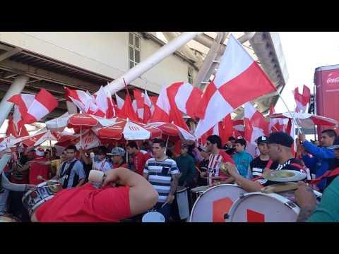 Previa de la banda de Estudiantes vs Temperley [Los Leales] - Los Leales - Estudiantes de La Plata