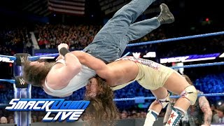 Nonton Four Corners Elimination Smackdown Tag Team Title Match  Smackdown Live Wild Card Finals  Dec  27 Film Subtitle Indonesia Streaming Movie Download