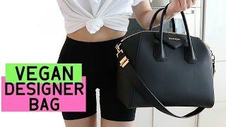 My 1st Vegan Designer Bag Unboxing! by Alexandras Girly Talk