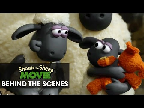 Shaun the Sheep Behind the Score