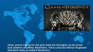 Game of Thrones is an American fantasy drama television series created by David Benioff and D B Weiss It is an adaptation of A Song of Ice and Fire George ...