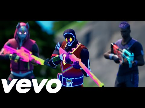Juice Wrld - Lucid Dreams (Official Fortnite Music Video) | Fade Vs Drift 2