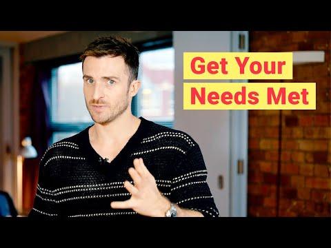 3 Ways to Make Sure He Meets Your Needs (Matthew Hussey)