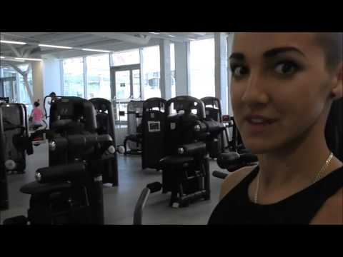 Тренировка ног с Аней Дмитриевой!