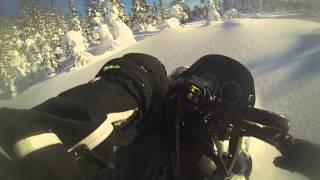2. Ski Doo Summit 550f first test Snowmobiling