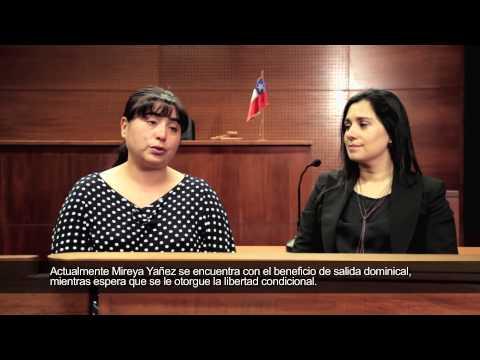 Testimonios de defendidos ante la justicia penal.