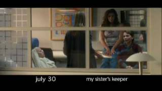 Nonton My Sister S Keeper   Official Trailer Film Subtitle Indonesia Streaming Movie Download