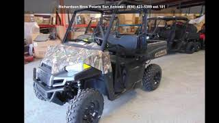 9. 2019 Polaris® RANGER® 570 Polaris® Pursuit® Camo