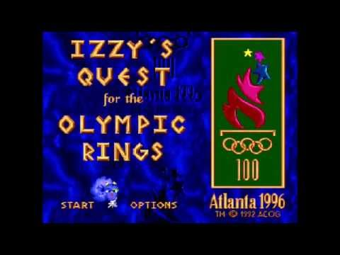 That Was a Game 018 - Izzy's Quest for the Olympic Rings