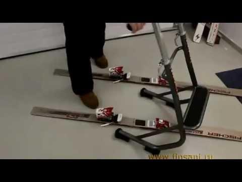 Санки финки с мотором