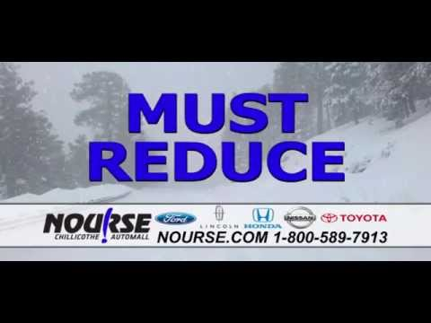 Nourse Chillicothe Automall New Overstock Emergency Sales Event - 500 Vehicles