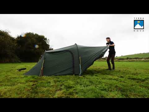 Starlite 3 Tent Pitching Video No Subtitles